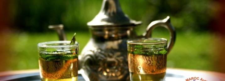 Thé au safran par personne